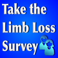 Take the European limb Loss Day Survey