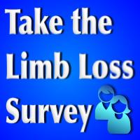 Take the European limb Loss Day Survey